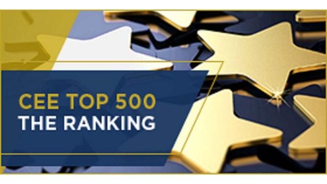 Рейтинг 500 крупнейших компаний Центральной и Восточной Европы