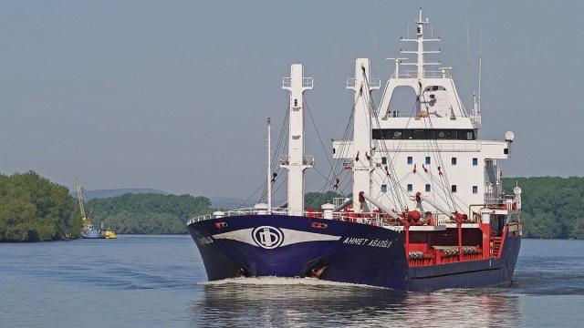 Венгрия планирует обеспечить рост трафика по Дунаю