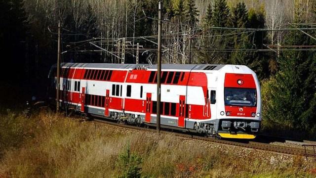 Новые поезда для словацких дорог
