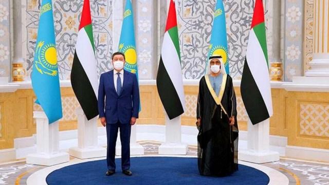 Казахстан и Эмираты заключили соглашения на $2,2 млрд