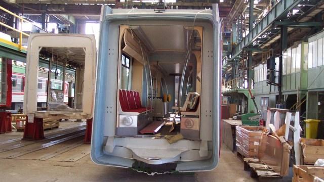Škoda поставит очередную партию трамваев в Германию