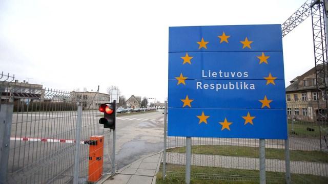 Оплата за право попасть из Беларуси в Евросоюз