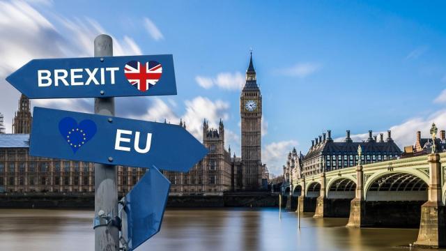 «Развод» Британии и ЕС завершён