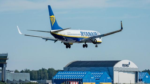 Ryanair приглашают инвестировать в Каунасский аэропорт