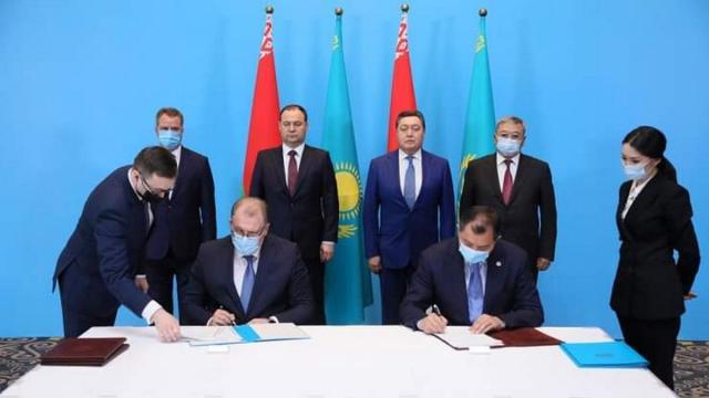 Беларусь будет покупать нефть в Казахстане