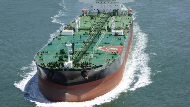 Украина впервые закупила партию североморской нефти
