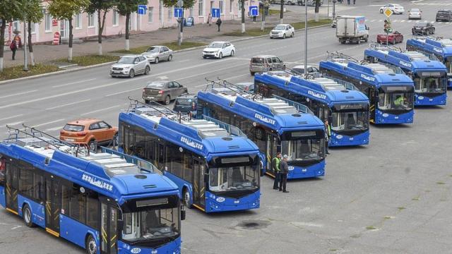 Молдова собирается продавать белорусские троллейбусы в Румынию и Болгарию
