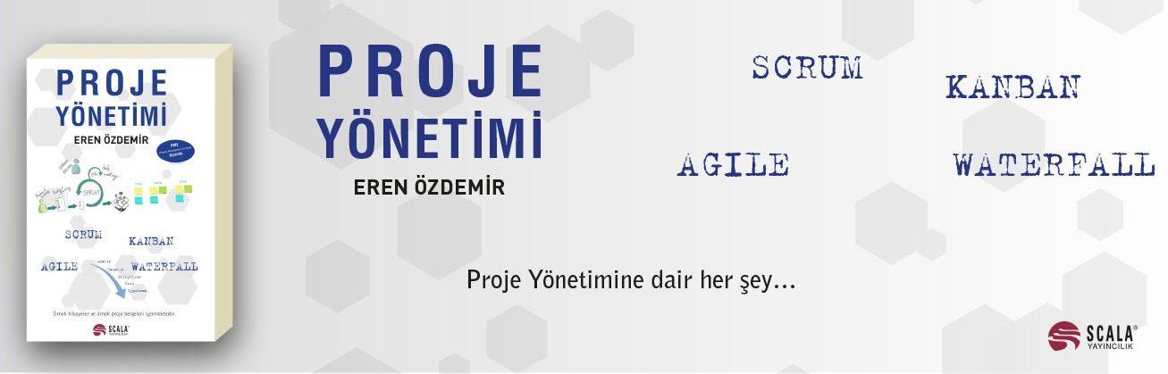 Eren ÖZDEMİR, PMP, ITIL, MIS, MBA