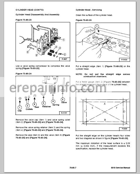 Bobcat Toolcat 5610 Service Manual Utility Work Machine
