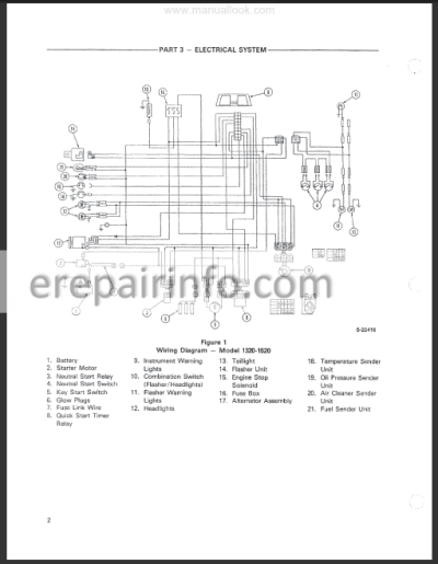 ford 1720 wiring diagram ford new holland 1320  1520  1620  1715  1720 service manual  ford new holland 1320  1520  1620  1715