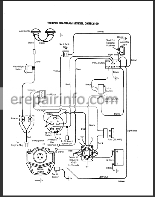 Ford Yt14 Manual