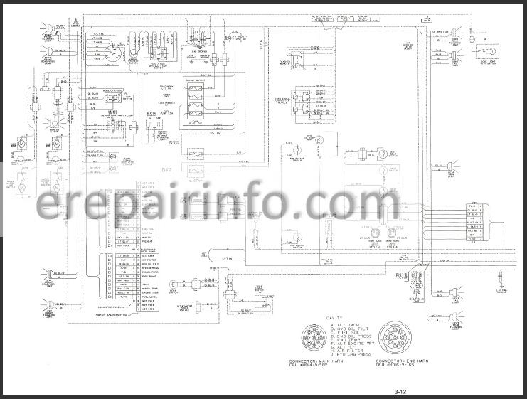 New Holland L565 Lx565 Lx665 Service Manual  U2013 Erepairinfo Com