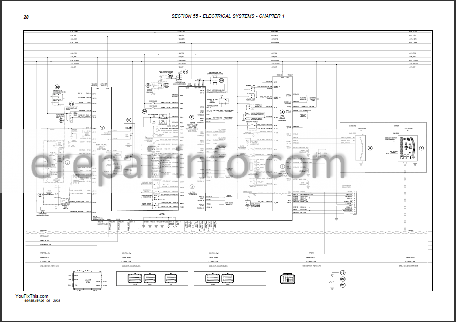 New Holland Wiring Diagram on
