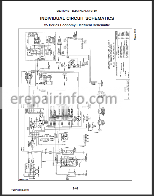 New Holland TC25 TC25D TC29 TC29D TC33 TC33D Service Manual on