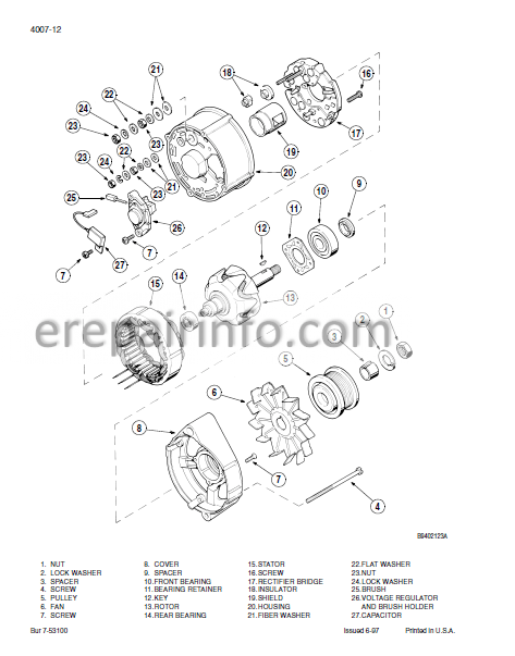 Case 40XT SkidSteer Service Manual