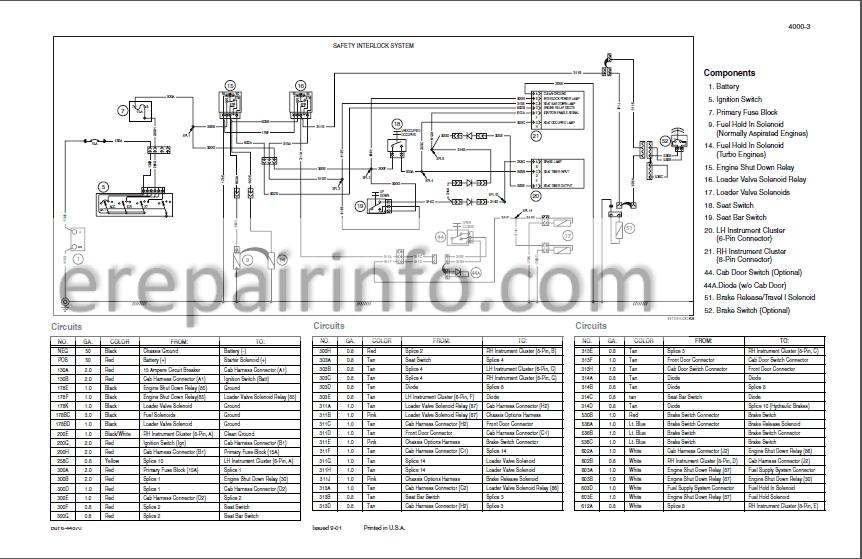 Case 60xt 70xt Repair Manual Skid Steer Loader Erepairinfo Com