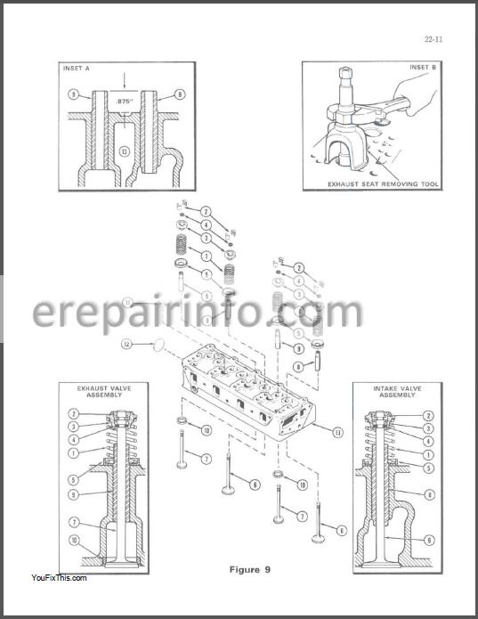 Case 450 Service Manual
