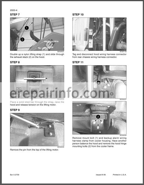 Case 621e Tier3 Service Manual Wheel Loader  U2013 Erepairinfo Com