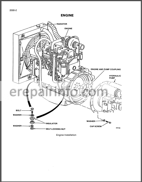 Case 688 Service Manual Excavator