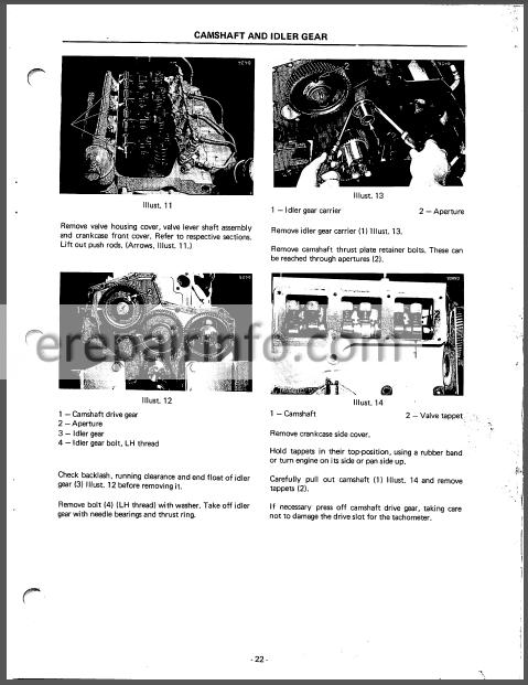 Case 956 1056 Workshop Manual