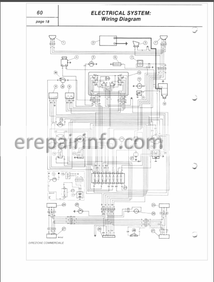 Fiat 580-580 DT 680-680 DT Workshop Manual – eRepairInfo.com | Long 680 Wiring Diagram |  | eRepairInfo.com