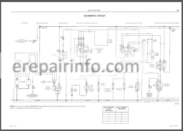 McCormick MTX110 – MTX165 Repair Manual