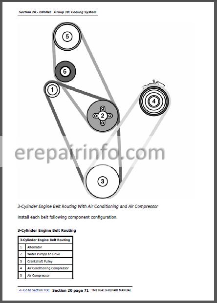 JD 5075M 5085M 5100M 5100MH 5100ML 5115M 5115ML Technical