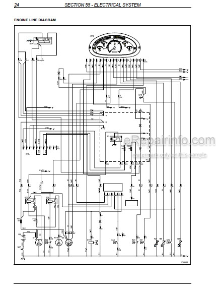 Case 580SR 580SR+ 590SR 695SR Series 3 Service Manual