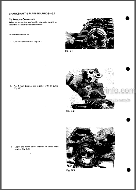 Perkins 6.247 Workshop Manual Diesel Engine