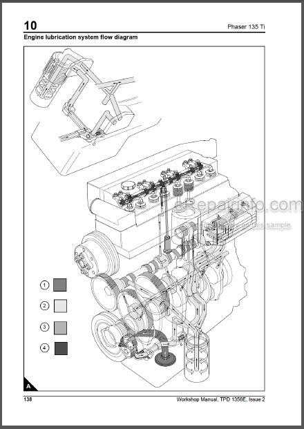 Perkins Phaser 135 TI AL Workshop Manual Diesel Engine