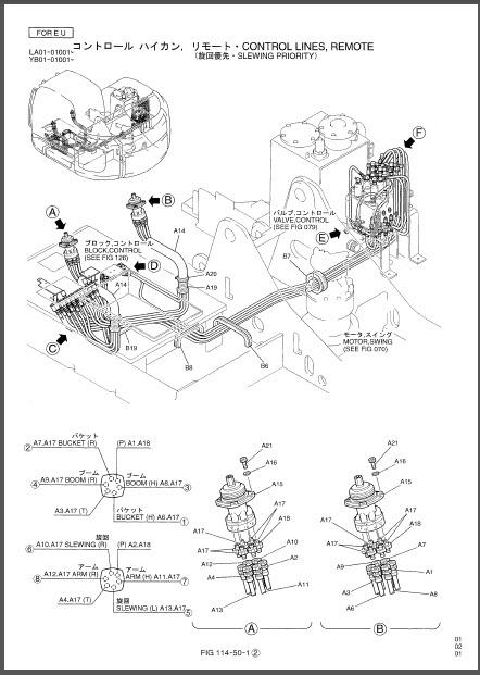 Kobelco Mark IV SK200SR Mark IV SK200SRLC Parts Manual