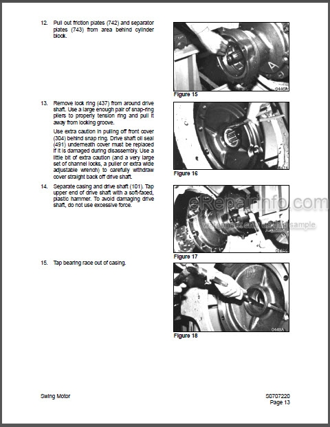 Daewoo Solar 130LC-V Shop Manual Hydraulic Excavator 2023