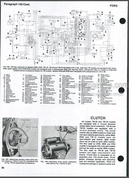 ford 8000 8600 8700 9000 9600 9700 tw-10 tw-20 tw-30 shop manual tractor –  erepairinfo.com  erepairinfo.com