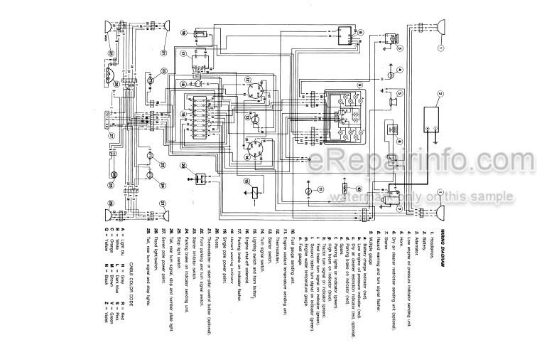Fiat 55-66 60-66 70-66 LP and DTLP Operators Manual