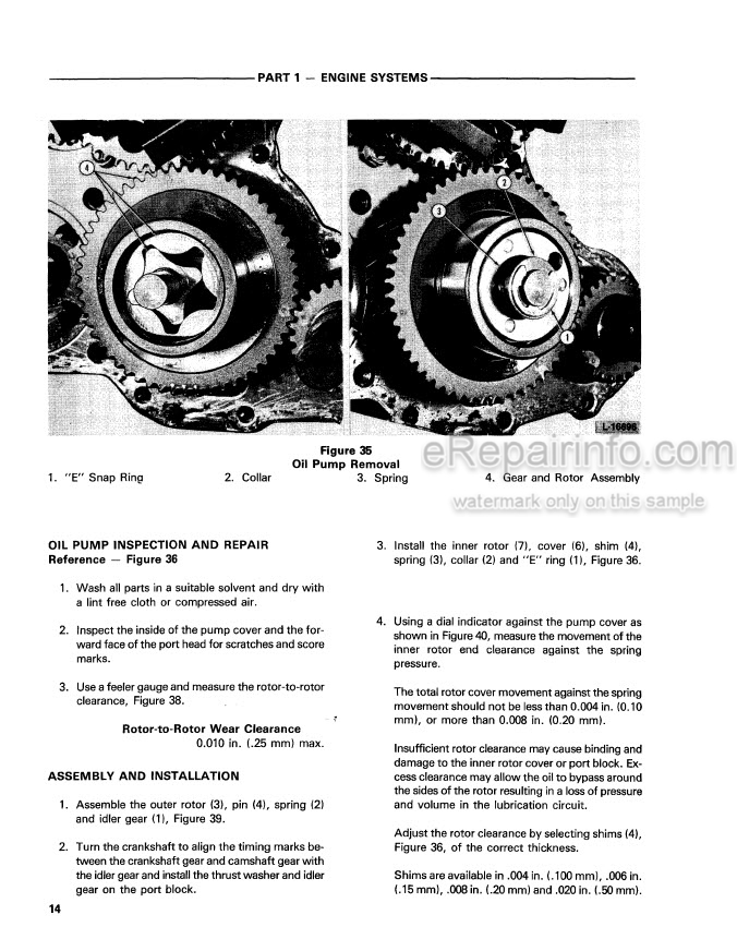 Ford New Holland 1120 1220 Repair Manual Tractor 42112020