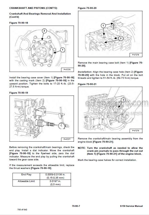Bobcat S150 Service Manual Skid Steer Loader 6987054en