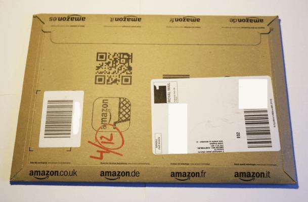 Caja - Amazon