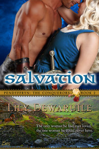 Cover Image Salvation