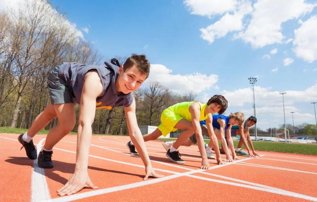 El deporte en el desarrollo de los niños y adolescentes.