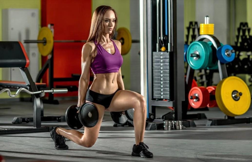Como entrenar para tener unos glúteos firmes, ejercicios.