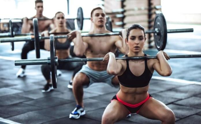 Ejercicios de CrossFit más brutales.