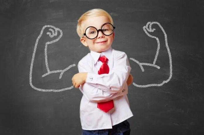 Fomentar su autoestima y motivación cada día lo hará crecer feliz