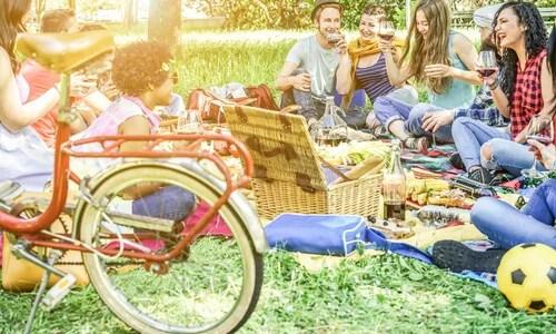 Los campamentos de verano urbanos