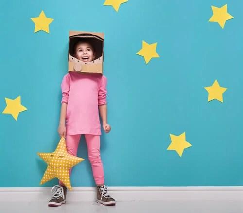 Los juegos son una gran forma de iniciar a los niños en la astronomía.