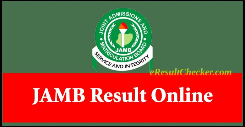 JAMB result 2021