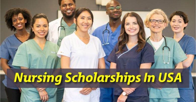 nursing scholarships in USA
