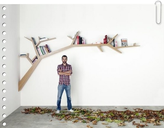I love those tree bookshelves (5/5)