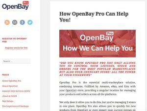 OpenBay Pro