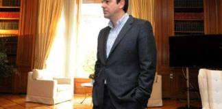 Τους πολιτικούς αρχηγούς βλέπει ο Τσίπρας