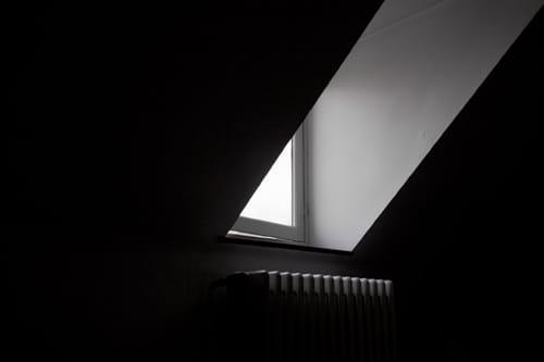 יוסי ברגר - חלון, בריסל, 2008